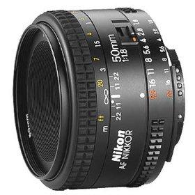 Nikon 50mm f1.8 AF