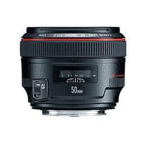 cnon prime lens 50mm f1.2l