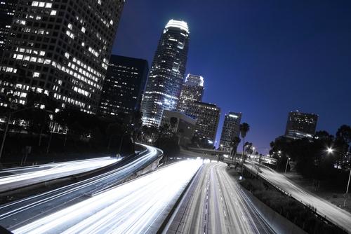 California trafic