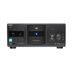 DVD/SACD/CD 400 Disc Changer
