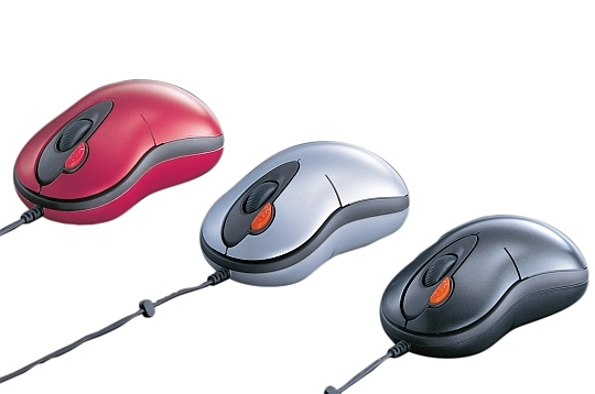 Buffalo PC Mouse with Double Click Button