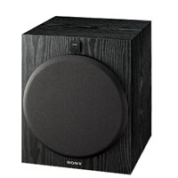 Sony SA-W3800 Powered Subwoofer