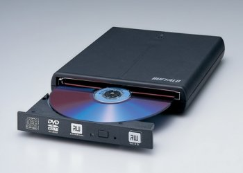 Buffalo Compact Portable DVD
