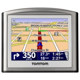TomTom One 3rd Edition GPS