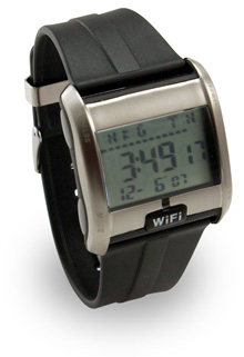Wi-Fi Detecting Watch