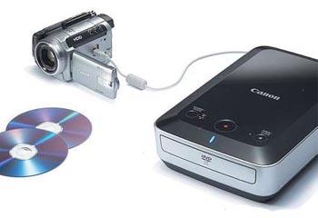Canon DW-100 DVD Recorder