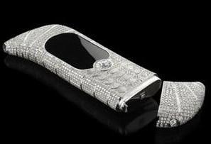 Goldvish Le Million cell phone