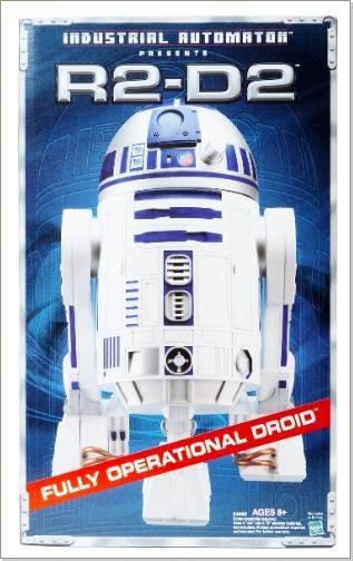 Voice-Activated R2-D2 Droid Star War