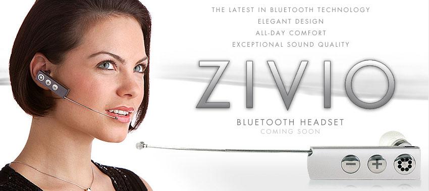 Joby Zivio Bluetooth Headset