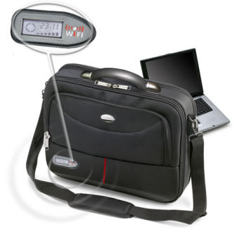 Soytec Wiffinder Laptop Bag