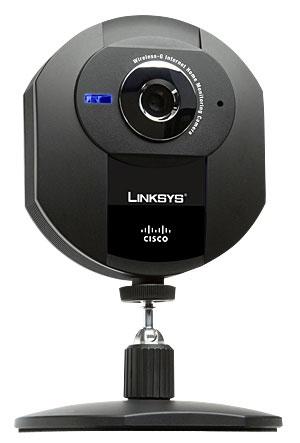 Linksys Wireless G Internet Camera
