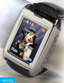 Cellwatch m500 wrist cell phone