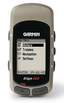 Garmin Edge 205