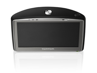 Tomtom GO 720 with Map Share