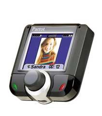Bluetooth Parrot 3200 LS-Color Car Kit