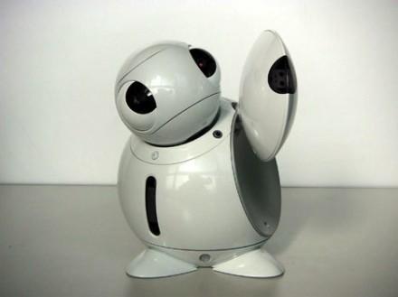ApriPoko Toshibas Robot