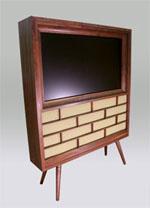 Retro M21 Flat Panel TV