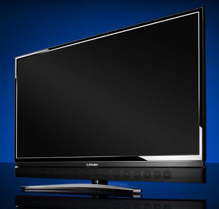Mitsubishi flat panel tv