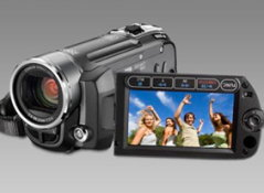 Canon FS Video Camera