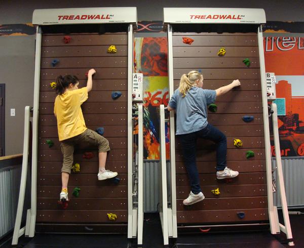 treadwall climbing wall
