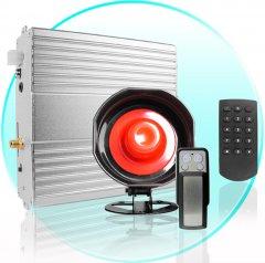 Wireless GSM Car Alarm Device