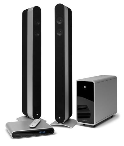 Kef KIT 160 Instant Theatre System