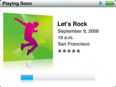 apple let's rock