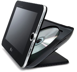 LG portable DVD players & photo frame