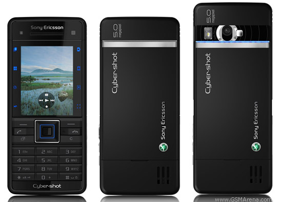 Sony Ericsson C902 James Bond Phone