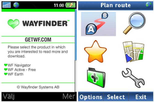 WayFinder Navigator 8