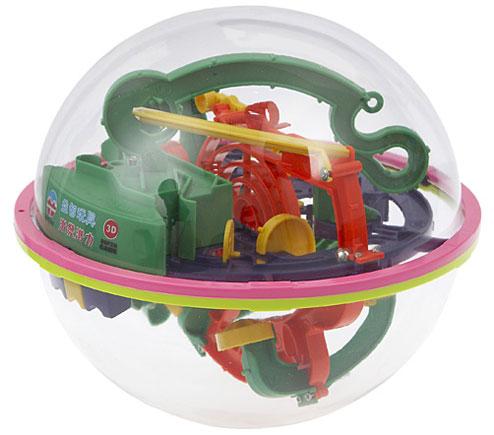 3D Balance Control Ball