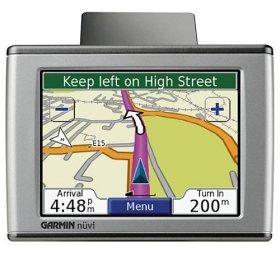 Garmin Nuvi 350 Portable GPS