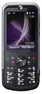 motorola zn5 camera phone