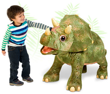 Kota the Triceratops
