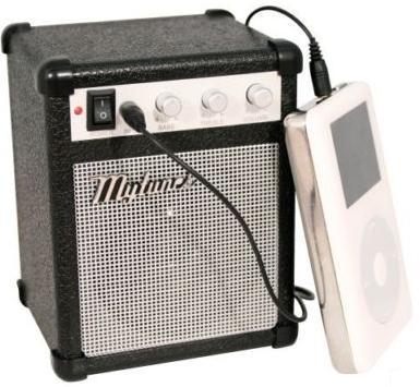 My Tunes Amp Speaker