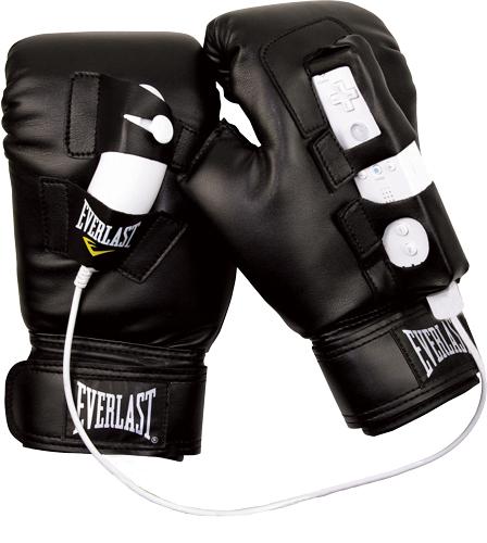 Everlast Wii Boxing Gloves