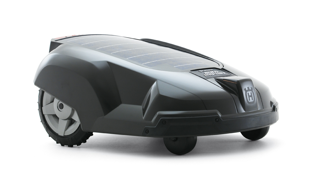 solar-powered automower