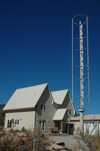 windspire vertical turbine