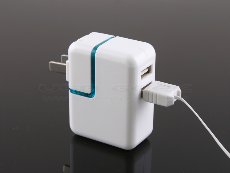 Travelmate USB Power Adapter