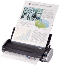 Fujitsu PDF Scanner