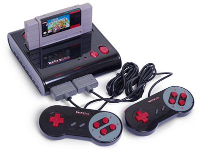 Retro Duo NES/SNES Game System