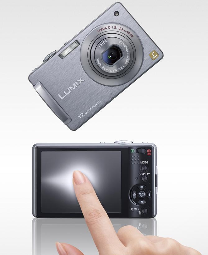 Panasonic Lumix DMC FX580