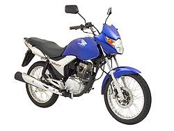 Honda Titan Mix Motorcycle