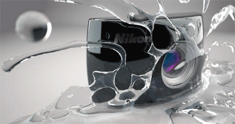 Nikon Touchcam Coolpix eXtreme Compact Digicam