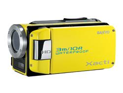 Sanyo VPC-WH1 Waterproof Camera