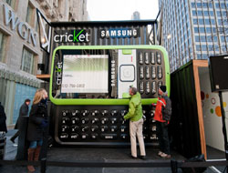 World's Largest Cellphone