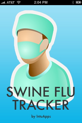 Swine Flu Tracker