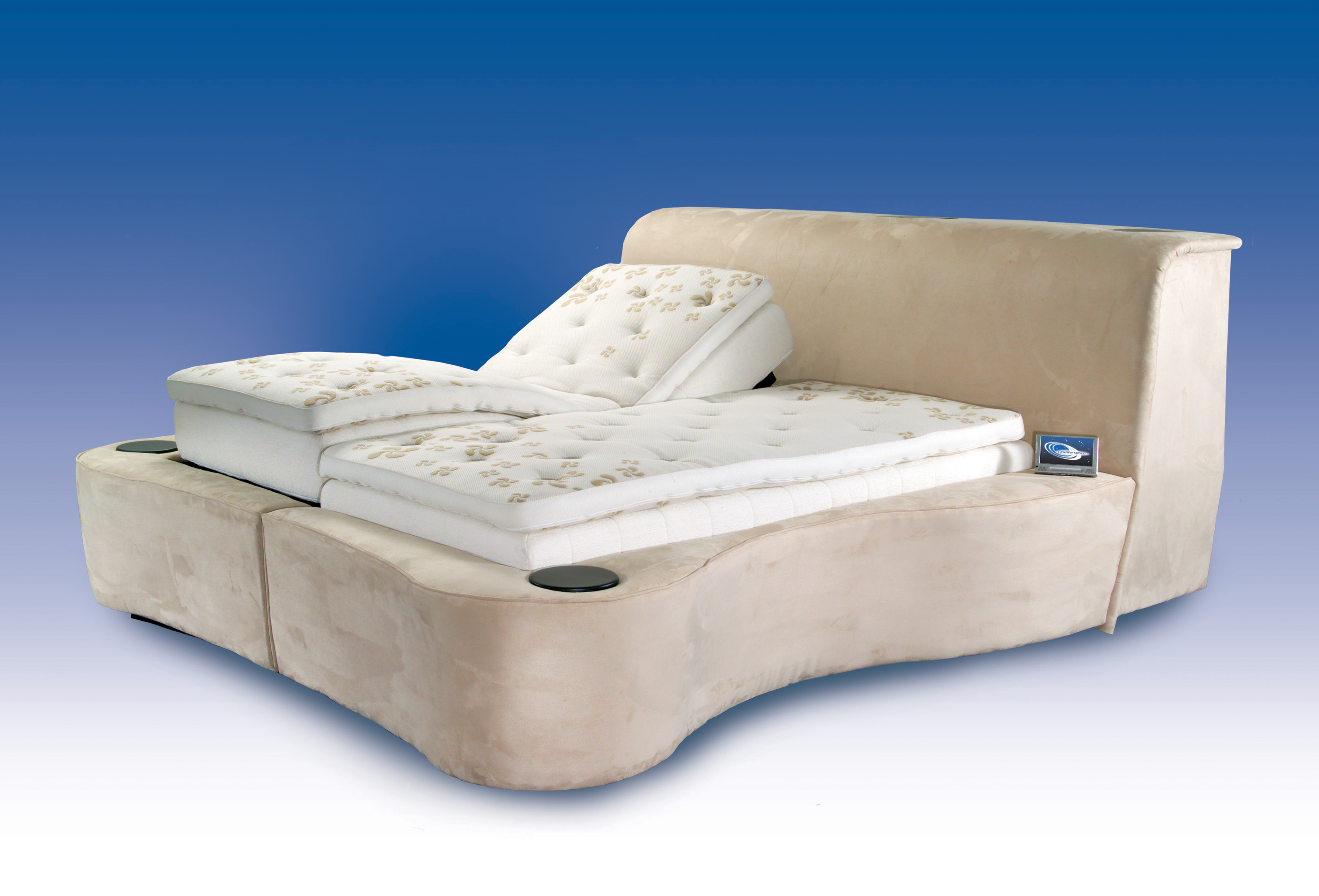 Starry Night Bed