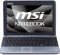 MSI U115 Notebook