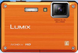 Panasonic DMC-TS1 Camera